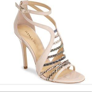 Ivanka Trump Hayze ankle strap sandals